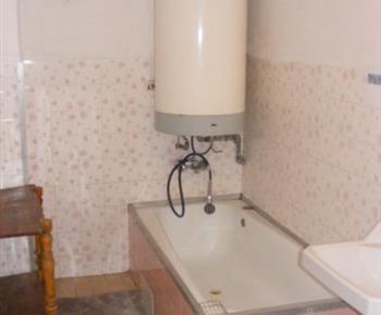 Vana v koupelně