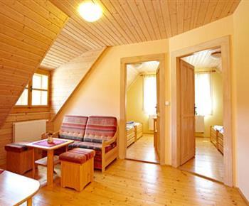 Stylový apartmán