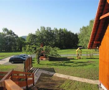 Parkoviště pro ubytované hosty