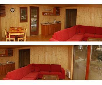 Luxusní chata MARTIN - interiér