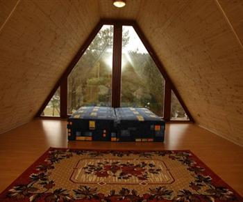 Luxusní chata MARTIN - ložnice