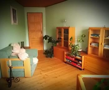 Pokoj apartmánu 2+1