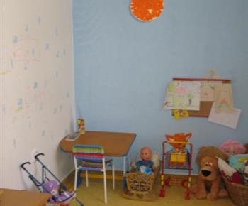 Apartmán A - herna pro děti