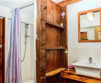 Ubytovanie pre 9 osob-kúpelka