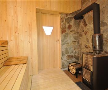 Sauna -apartmán1 a ubytovanie pre 9 osôb