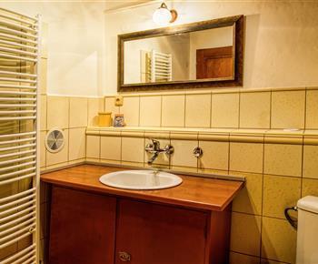 Kúpelka ubytovanie pre 9 osôb