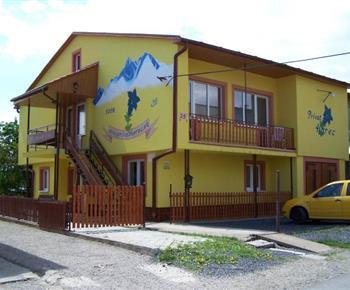 Apartmánový dům Horec