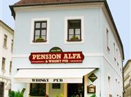 Penzion ALFA & Whisky Pub