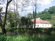 Chalupa Mlýn u Bavorova