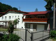 Horská chata Rosa