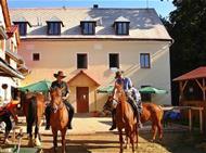Penzion Farma Třebušín - Zababeč