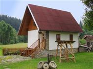 Chata U Hrádečku- Srub