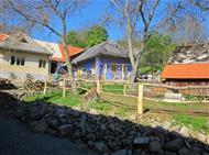 Chata Modrá Farma