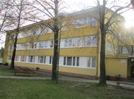 Ubytovna SOŠ stavební