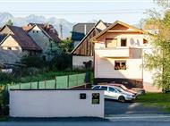 Privát (vl. vchod) Vila Rhea