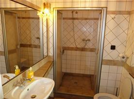 koupelna A v Domě