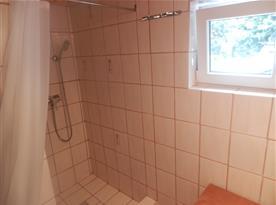 Koupelna se sprchou