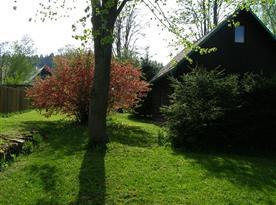 pohled na chatu