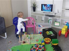 Vybavení pro děti