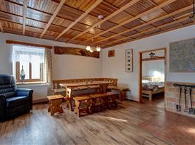 Společenská místnost Apartmán 1