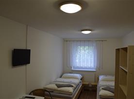 5l. apartmán s příslušenstvím