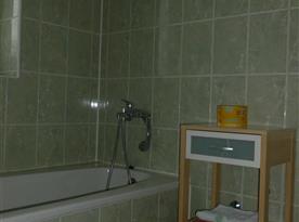 koupelna apartmán č.1