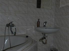 koupelna apartmán č.4