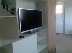 Podkrovní apartmán - LCD televize