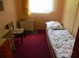 pokoj 1 lůžkovy
