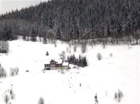 Horská chata v malebném a poklidném prostředí KRNAPu