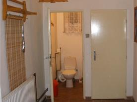 A.Toaleta v přízemí