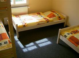 Čtyřlůžkový pokoj v apartmánu č. 2