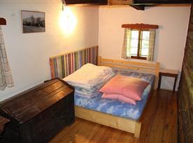 Obytná místnost se spací částí