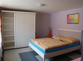 Apartmán B - ložnice