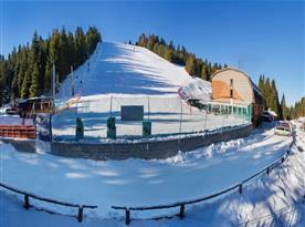 Ski Centrum Brezovica (2 km)