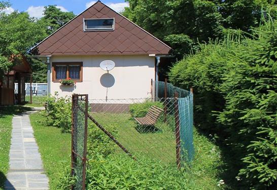 Zahradní domek V soukromí