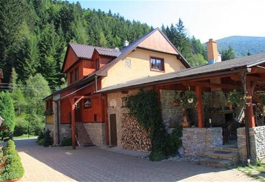 Chata Pod Magurou
