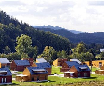 Chatová osada Bečva resort