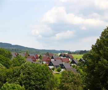 Chatová osada Happy Hill